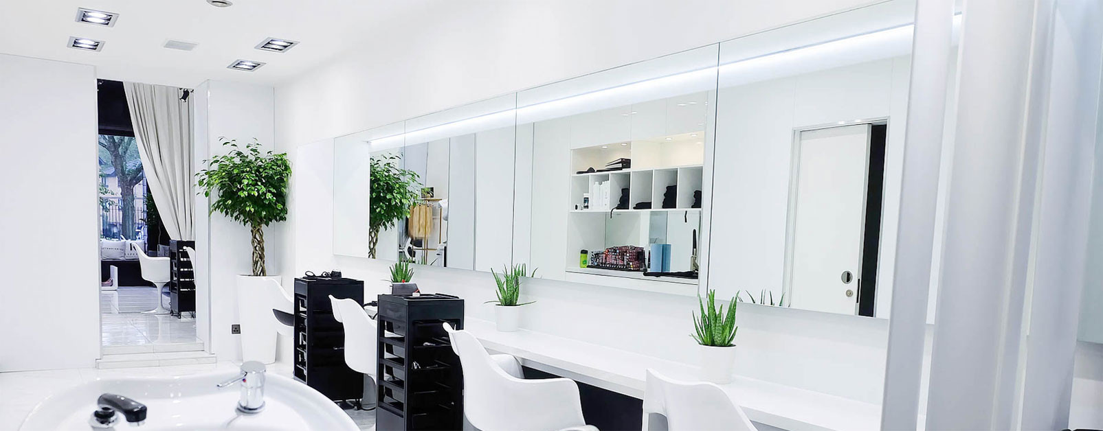 Hair Extensions salon London